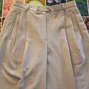 Liz Claiborne Collection Pleated Pants